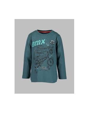 CAMISETA BMX BIKE FLIP NIÑO BLUE SEVEN 850577