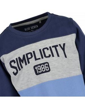 CAMISETA SIMPLICITY 1986 NIÑO BLUE SEVEN 850625