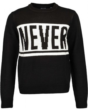 JERSEY PUNTO CHICA NEVER BLUE SEVEN 576119